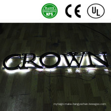 High Quality LED Outdoor Backlit Advertising Signs Channel Letters
