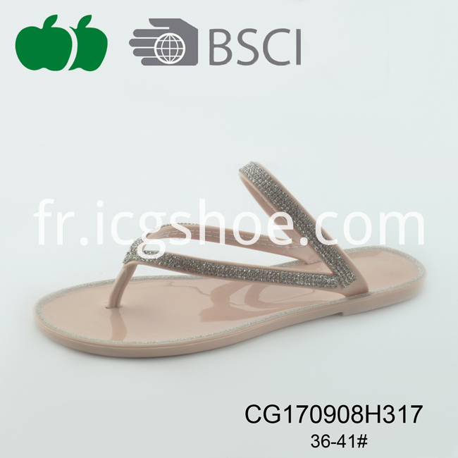 female fashion slippers