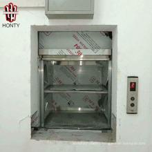 CE 100kg/200kg load restaurant food elevator dumbwaiter kitchen lift