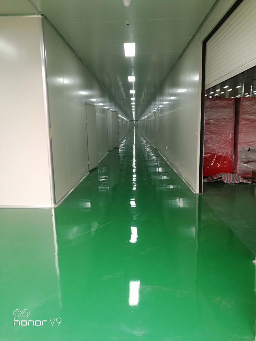 Workshop Epoxy Mortar Anti Static Floor Paint
