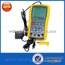 Oscilloscope with Large Screen Handheld Digital Oscilloscope and Multimeter 2 in 1 Function Auto-range Scopemeter WH310A