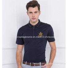 Mecerized Baumwollmänner Polo Shirt, Herrenhemd