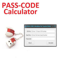 Pass Code Calculator für Toyota Lexus Scion-Entwicklungs-Tool 11.00.019