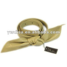 New Arrival Real Leather Belt With No Buckle