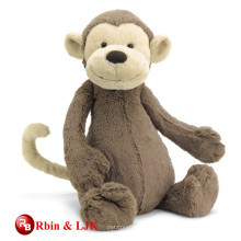 Juguetes de mono de felpa