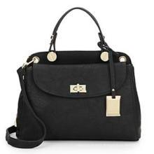 Classical Simplicity High-Quality PU Ladies Fashion Shoulder Handbag (ZX20029)