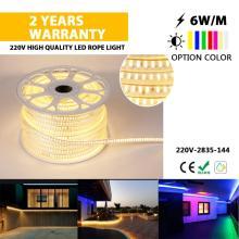 Bande lumineuse extérieure à LED de qualité projet
