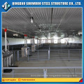 Light Steel Structure Sheep Shed Cattle Farm Cow Shed Construction