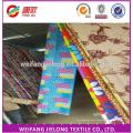 Tela rotatoria 100% de la sábana 3D de la dispersión del poliéster para el mercado de la India
