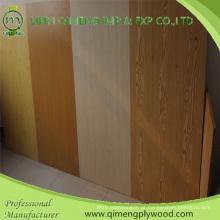 Madeira compensada da placa do bloco da melamina da categoria 15-19mm de E0 para a mobília