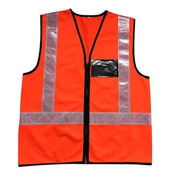 Conforms to En ISO 20471 Safety Vest