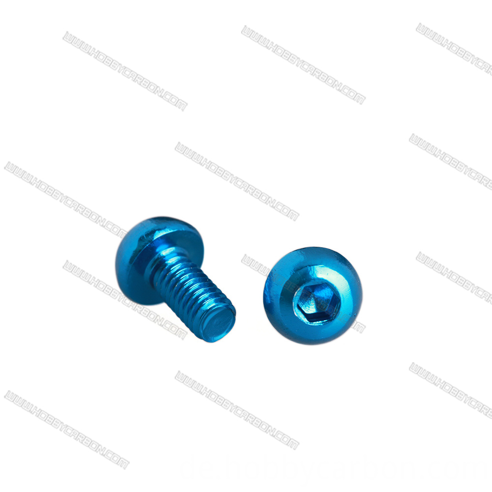 Colorful Aluminum Screw
