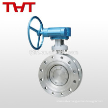 harge double flange metal-sealed double-eccentric butterfly valves kitz