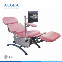 AG-XD104 luxurious electric motor for adjustment blood collection chair