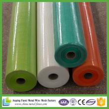 Maufacturer Venta al por mayor baratos de color Fiberglass malla de tela