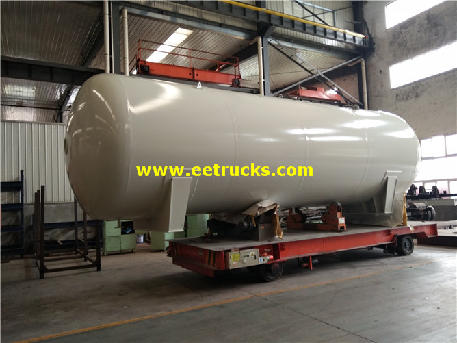 Aboveground Propylene Gas Tank