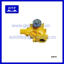 Engine parts water pump 6206-61-1102 for Komatsu 6D95
