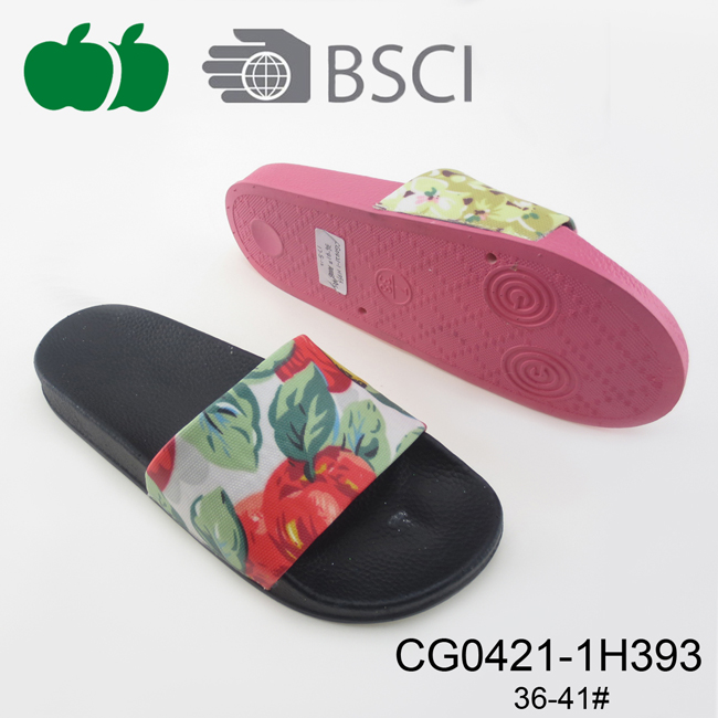 New Style Flat Ladies Summer Slippers