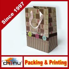 Gift Packaging Paper Bag (3220)