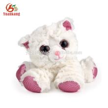 bicho de pelúcia realístico gato bonito brinquedo de pelúcia