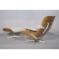 Sillón y otomana Herman Miller Eames