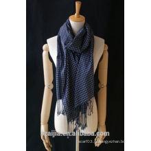 Новый дизайн вискоза плед мужчин длинный шарф