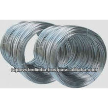 Varilla de acero inoxidable de alambre de acero