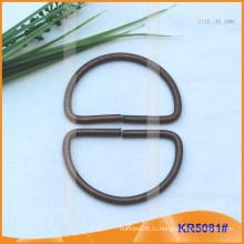 Внутренний размер 40 мм металлические пряжки, металлический регулятор, металлическое кольцо D-Ring KR5081