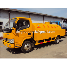 DFAC Duolika High Pressure Cleaning Pump Truck