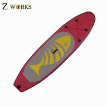 China Inflatable Fish Surfboard Manufacturer SUP Paddle Boards