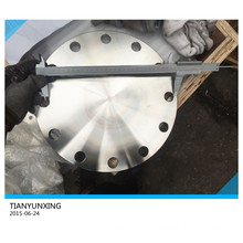 Forged JIS B2220 F304 Stainless Steel Blind Flange