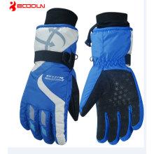 Fashion Design Hot Sale Polyester Snowboard Ski Glove