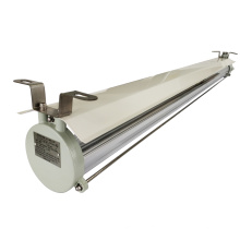 Chemical Industry Military Base Die-cast Aluminum 20w Linear Explosion Proof Tube Light Led