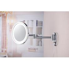 Miroir illuminé à miroir mural à un seul côté