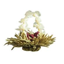 Personalizar la flor de jazmín hecha a mano Blooming Tea