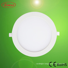 3W 6W 9W LED Round Panel Light