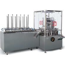 Автоматическая вертикальная картонажная машина для саше