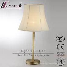 Modern Hotel Decorative Brass Table Lamp