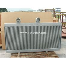 Enfriador de aire de carga de aluminio (A011) para servicio pesado