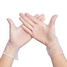 Transparent Medical Examination Disposable Pvc Gloves