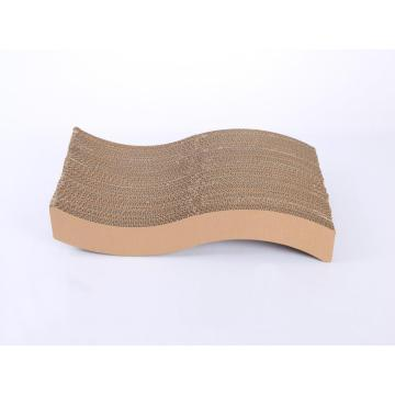 Paper corrugated Scratcher Board for pet sofa