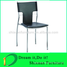 2016 best selling stackable leather chair K-03-3