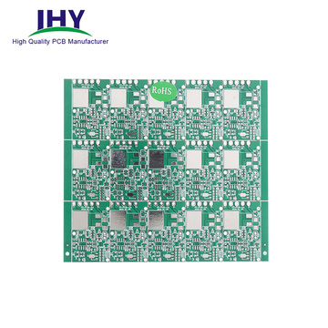 Multilayer High Frequency Rogers 4350 Material PCB