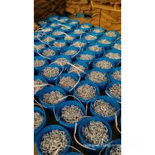 Eslabón de la cadena DIN 766 de acero