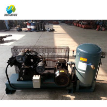 30 bar 800L/min water cooling PET air compressor