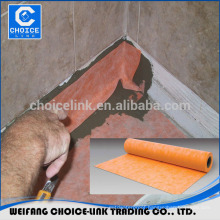 Shower waterproofing PPPE compound