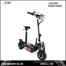10 Inch High Power 500W Electric Scooter with Hub Motor