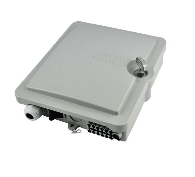 Black Fiber Access Terminal Box