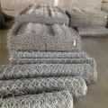 Precio de caja de Gabion galvanizado de malla de alambre tejida hexagonal
