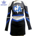 Freistehende Sparkles All Stars Cheer Uniformen